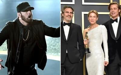 Letošní Oscary zaznamenaly nejnižší sledovanost v historii. Nepomohl ani Eminem a Billie Eilish