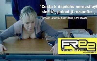 Letošní ročník anticen Sexistické prasátečko zná své vítěze. Jaká česká reklama má nejbizarnější sexuální motiv?