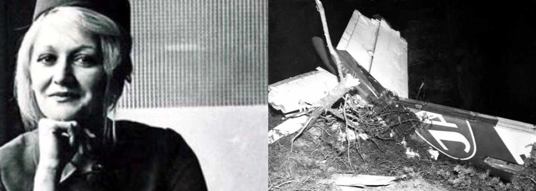 Letuška, která přežila volný pád z výšky 10 tisíc metrů. Výbuch letadla nad Československem ji navždy zapsal do dějin