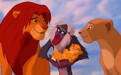 Leví kráľ ožije na striebornom plátne. Tvorcovia Knihy džungle vytvoria hraný remake!