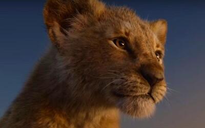 Leví kráľ sa ukazuje v nostalgických ukážkach spolu s Timonom a Pumbom. Ako malého Simbu zmení smrť otca?