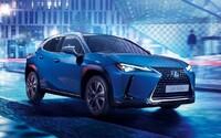 Lexus má první elektromobil. Crossover UX 300e je prvním vozem značky výhradně na baterie