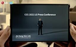 LG aj TCL ukázali smartfóny s rolovacím displejom. Vyzerajú ako keby ich používal Tony Stark