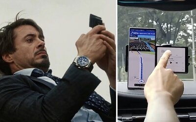 LG chystá revolučný mobil s dvojicou displejov. Podobný používal aj Iron Man