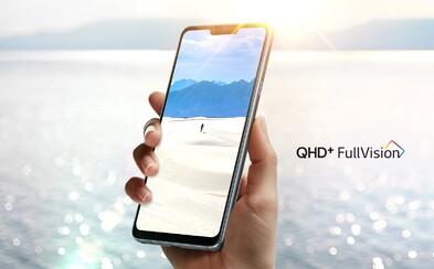 LG G7 ThinQ prináša dokonalú inteligenciu s technológiami špičkového smartfónu