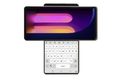 LG pracuje na novém telefonu. Mohl by mít obrazovku, která se dokáže otočit o 90 stupňů