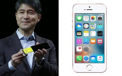 LG si uťahuje z Apple a iPhone SE: Priniesť produkt so starou technológiou nie je náš štýl