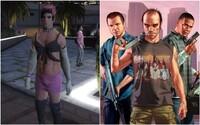 LGBTI komunita žiada, aby tvorcovia GTA V z hry odstránili homofóbne a transfóbne scény a vtipy