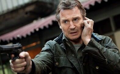 Liam Neeson končí s hraním v akčních filmech, kterými se proslavil po úspěchu Taken