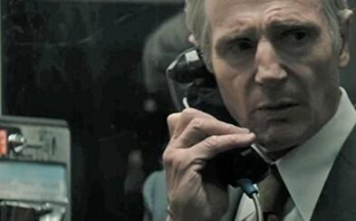 Liam Neeson sa v životopisnej snímke predstavuje ako odvážny agent FBI, ktorý odhalil najväčší škandál americkej histórie