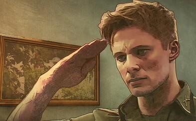 Liberator je vynikající válečné drama. Unikátní animace zaručí, že se od seriálu nebudeš moci odpoutat
