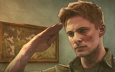Liberator je vynikajúca vojnová dráma. Unikátna animácia zaručí, že sa od seriálu nebudeš vedieť odpútať