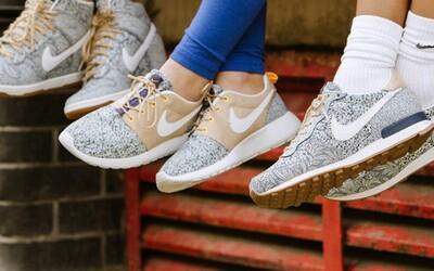 Liberty opäť boduje novou kolekciou s Nike pre dámy