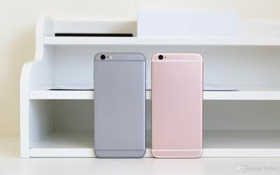 Líbí se ti iPhone 6s, ale je příliš drahý? Těchto 5 smartphonů má podobný design a mnohem nižší cenovku