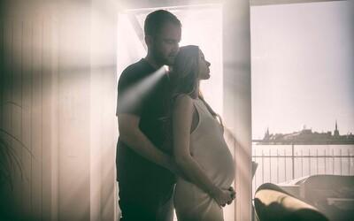 Libor Bouček bude otcem, s manželkou čekají první dítě