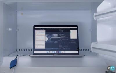 Lidé vracejí nové MacBooky Pro. Propagovanou rychlost zvládají jen pár vteřin, protože Apple nedomyslel chlazení