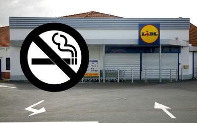 Lidl chce přestat prodávat cigarety. Omezení začne platit v Nizozemsku do 4 let