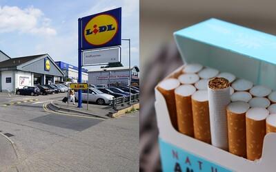 Lidl je prvý supermarket, ktorý už viac nebude predávať cigarety. V Holandsku pristúpil k radikálnemu kroku
