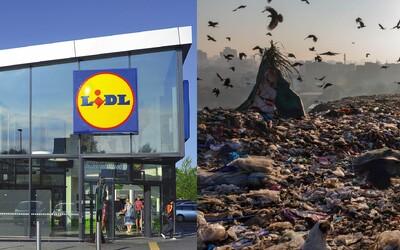 LIDL sľubuje, že Slovensko ročne odbremení o 400 ton plastu