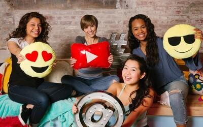 Lídrem sociálních sítí je YouTube. 45 procent mladých je online skoro celý den