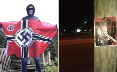 Lídrem neonacistické skupiny byl teprve 13letý chlapec. V minulosti sdílel například návod na výrobu bomby