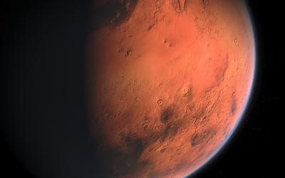 """""""Lidstvo možná není na objev života na Marsu připraveno,"""" tvrdí vědec z NASA"""