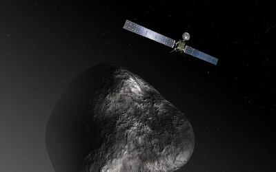 Lidstvo přistálo na kometě. Sonda Rosetta dosáhla po deseti letech v kosmu svého cíle