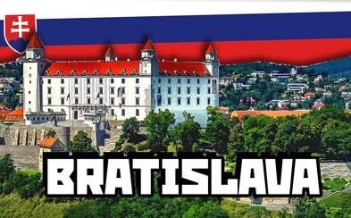 Life of Boris navštívil Bratislavu a zameral sa hlavne na jedlo zo supermarketu