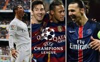 Liga majstrov je konečne späť! Kto sa dostane cez osemfinále a bude pomýšľať na celkové prvenstvo?