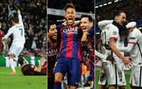 Liga majstrov ponúkne vo štvrťfinále ďalšie výborné zápasy! Kto sa dostane ďalej?