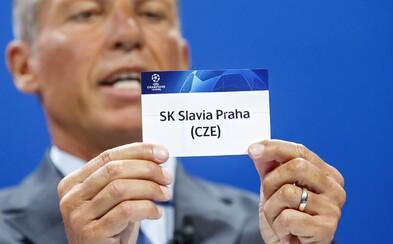 Liga mistrů rozlosována. Slavia si zahraje proti Barceloně, Dortmundu a Interu Milán