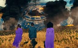 Lil Uzi Vert nechal vybrat fanoušky cover k albu Eternal Atake. Vydal i krátký film Baby Pluto