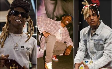 Lil Waynov Carter V je vonku! Hosťujú zosnulý XXXTentacion, Kendrick Lamar, Travis Scott, Nicki Minaj a veľa ďalších