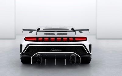 Limitovaný model Bugatti Centodieci za 230 milionů korun ti firma nemusí prodat, ani pokud budeš mít neomezený rozpočet