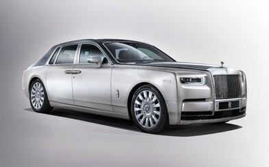 Limuzína všech limuzín přichází v nejnovější podobě. Rolls-Royce představuje nový Phantom!