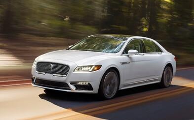 Lincoln oživil legendu! Novodobý Continental stelesňuje luxus so 405-koňovou V6-kou