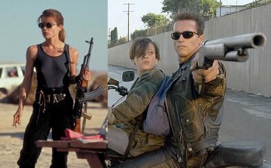 Linda Hamilton se vrací jako Sarah Connor v Terminátorovi 6! James Cameron udělá vše pro to, aby byla nová trilogie dechberoucí
