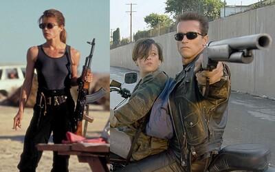 Linda Hamilton sa vracia ako Sarah Connor v Terminátor 6! James Cameron urobí všetko pre to, aby bola nová trilógia dychberúca