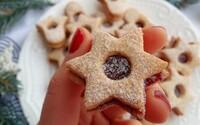 Linecké koláčiky na Vianoce nemôžu chýbať! Priprav si zdravšiu verziu s nižším množstvom kalórií (Recept)