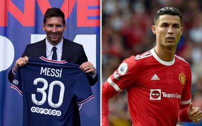 Lionel Messi je najlepšie hodnoteným hráčom vo FIFE 22. Ronaldo nie je ani len druhý