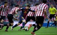 Lionel Messi sa stal najlepším útočníkom a hráčom sezóny 2014/15 La Ligy