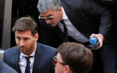 Lionela Messiho odsúdili za daňové podvody na 21 mesiacov väzenia