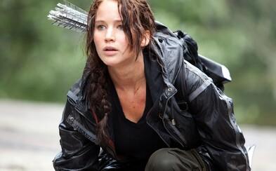 Lionsgate pripravuje ďalšie filmy zo sveta Hunger Games. Pohneme sa v čase dopredu či dozadu?
