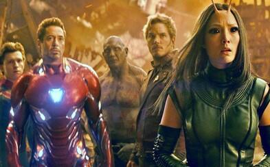 Lístky na premiéru Avengers: Infinity War se prodávají lépe než na posledních 7 filmů Marvelu dohromady. Čeká nás gigantický kinofilm