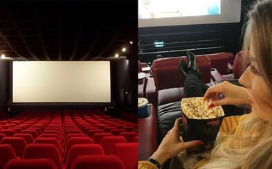 Lístok do kina na Slovensku nikdy nebol drahší. V Bratislave ťa bude stáť už 8,5 €
