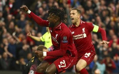 Liverpool rozbil Barcelonu 4:0 a postupuje do finále Ligy mistrů. Angličané dokonali perfektní obrat