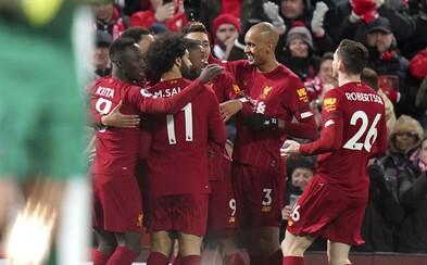 Liverpool sa stáva majstrom anglickej Premier League