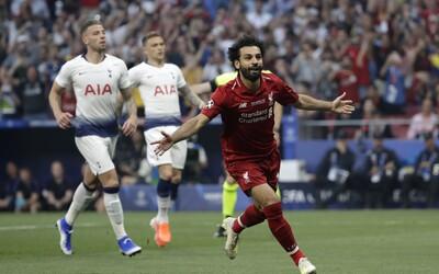 Liverpool zvítězil ve finále Ligy mistrů!