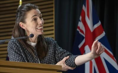 Lockdown zrušíme, až bude naočkováno 90 procent populace, řekla premiérka Nového Zélandu