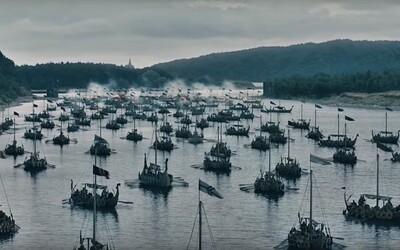 Lode pre Game of Thrones či Vikingov sa stavajú v malej českej dielni. Za 7 rokov ich postavili tridsať